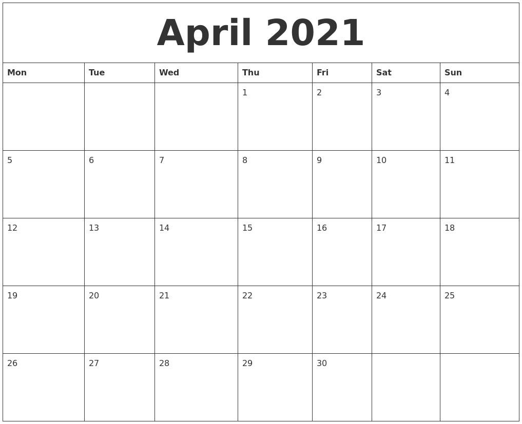 blank calendars 2017 printable