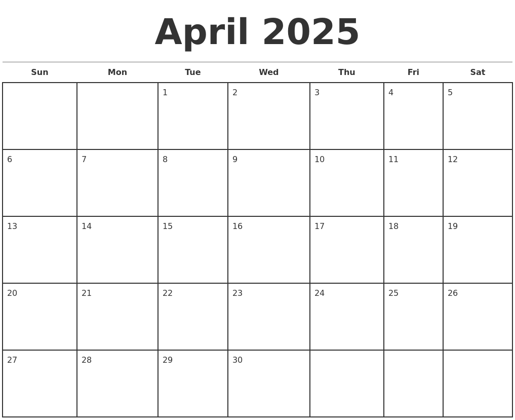 It is a picture of Ambitious Printable Monthly Calendars for 2020