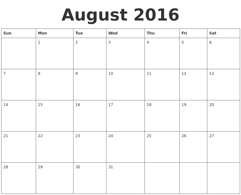 Blank Reading Calendar : Blank reading calendar