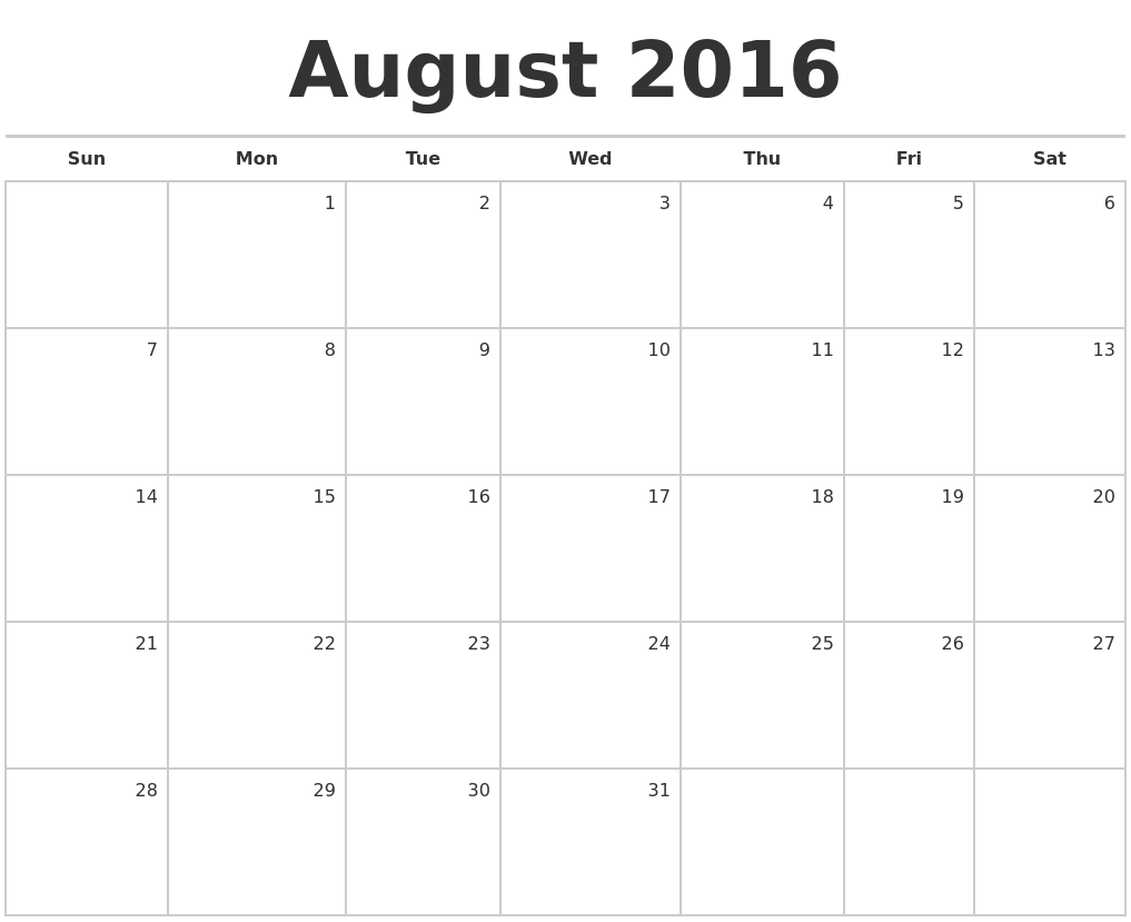 search results for blank monthly calendar calendar 2015. Black Bedroom Furniture Sets. Home Design Ideas