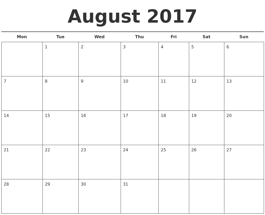 Academic Calendar Summer 2017 - University of Texas at Dallas