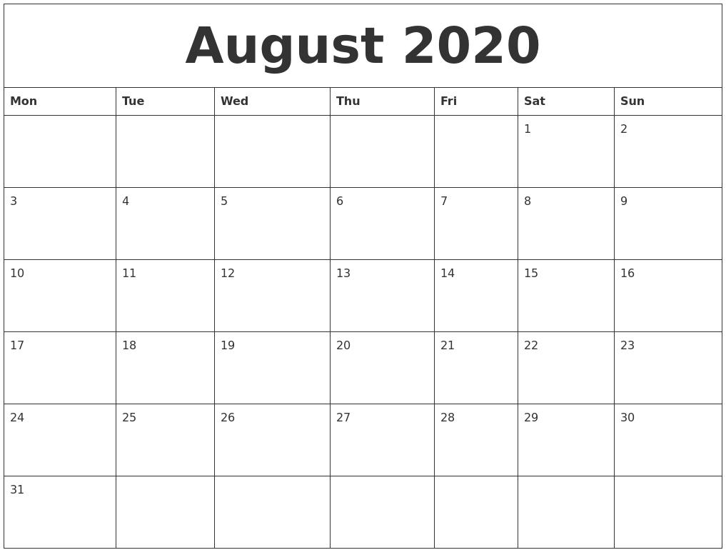 Monty Tech 2017 Fall Calendar