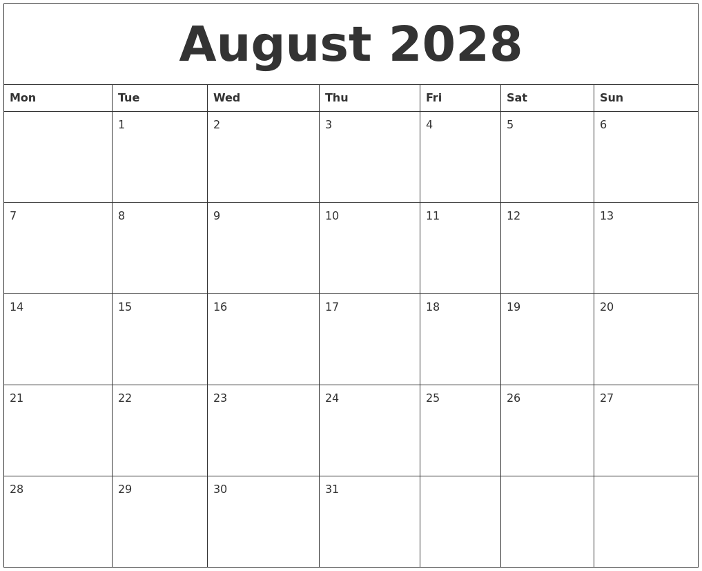 2017 free calendar templates