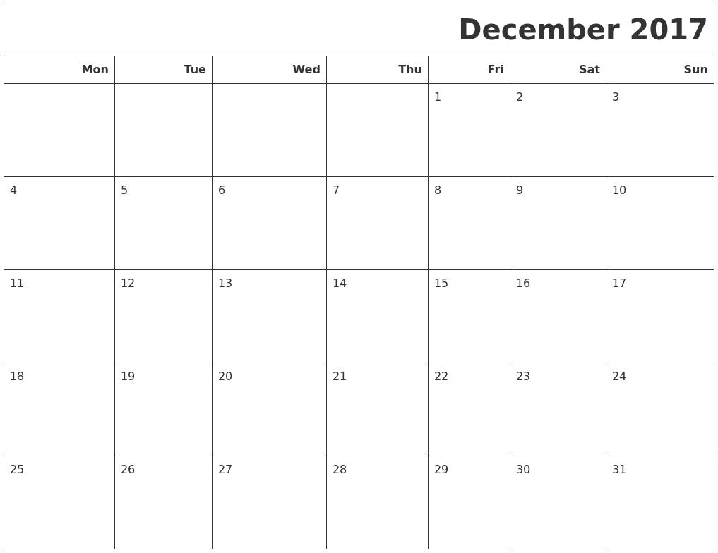 november 2017 calendar printable pdf