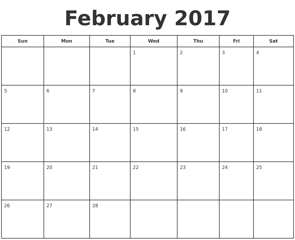 December 2017 January 2017 Printable Calendar