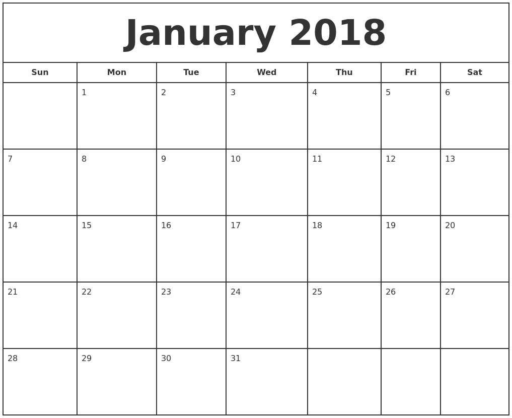 january calendars january february march april may june july august ...