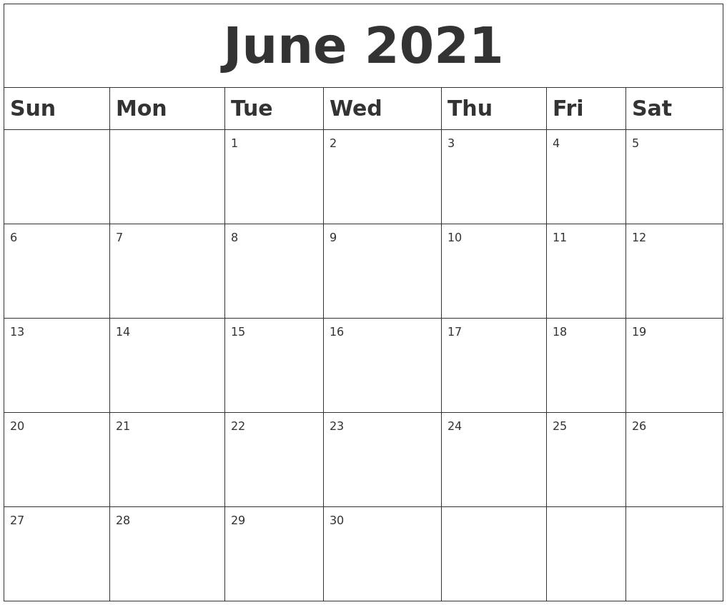 September 2021 Calendars That Work