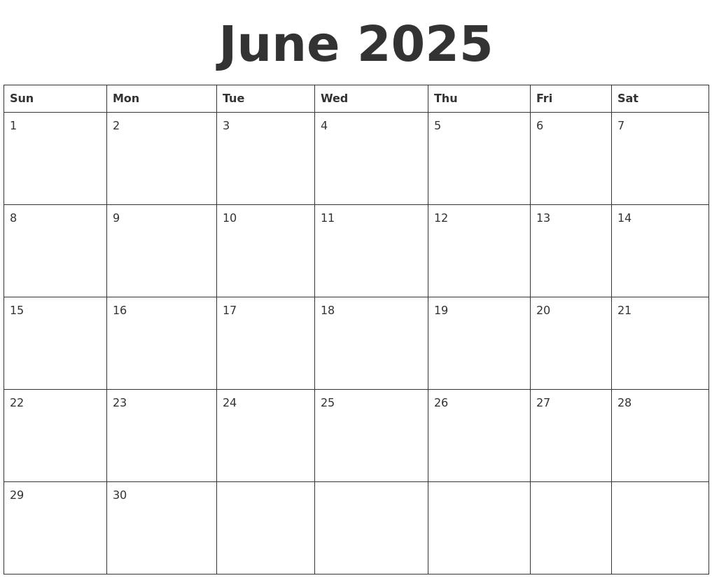 December 2025 Calendar Printable