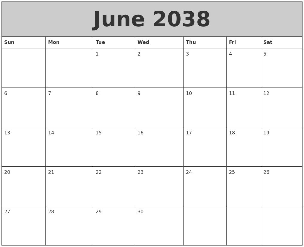 December 2037 Calendar