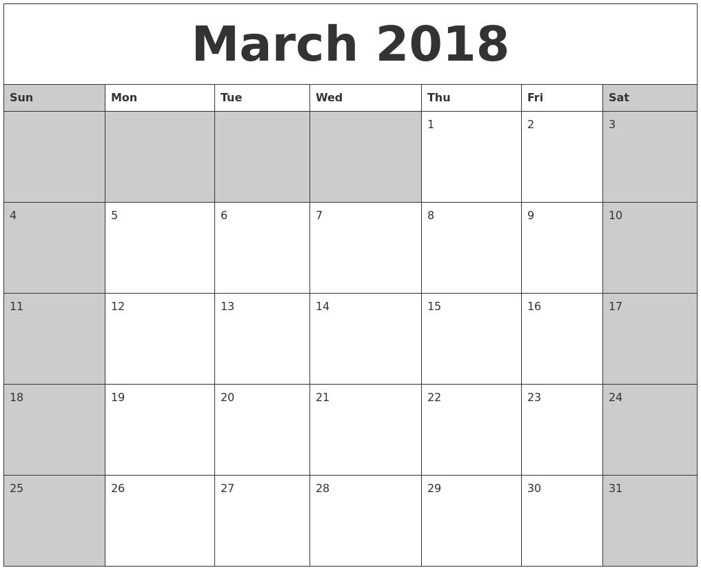 March Calendar Zoom : March calanders