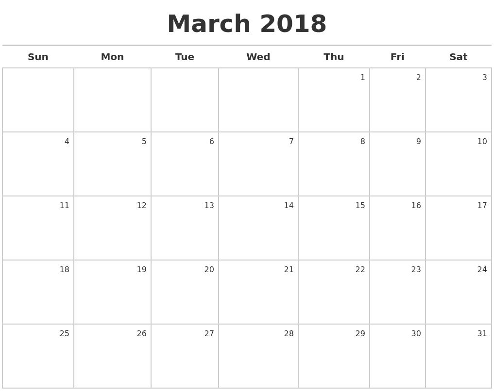 March Calendar Zoom : December monthly calendar template