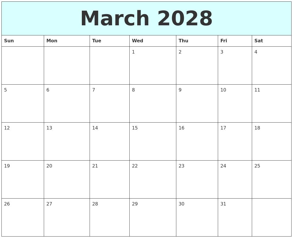 Calendar Typography Zoom : October calendar template