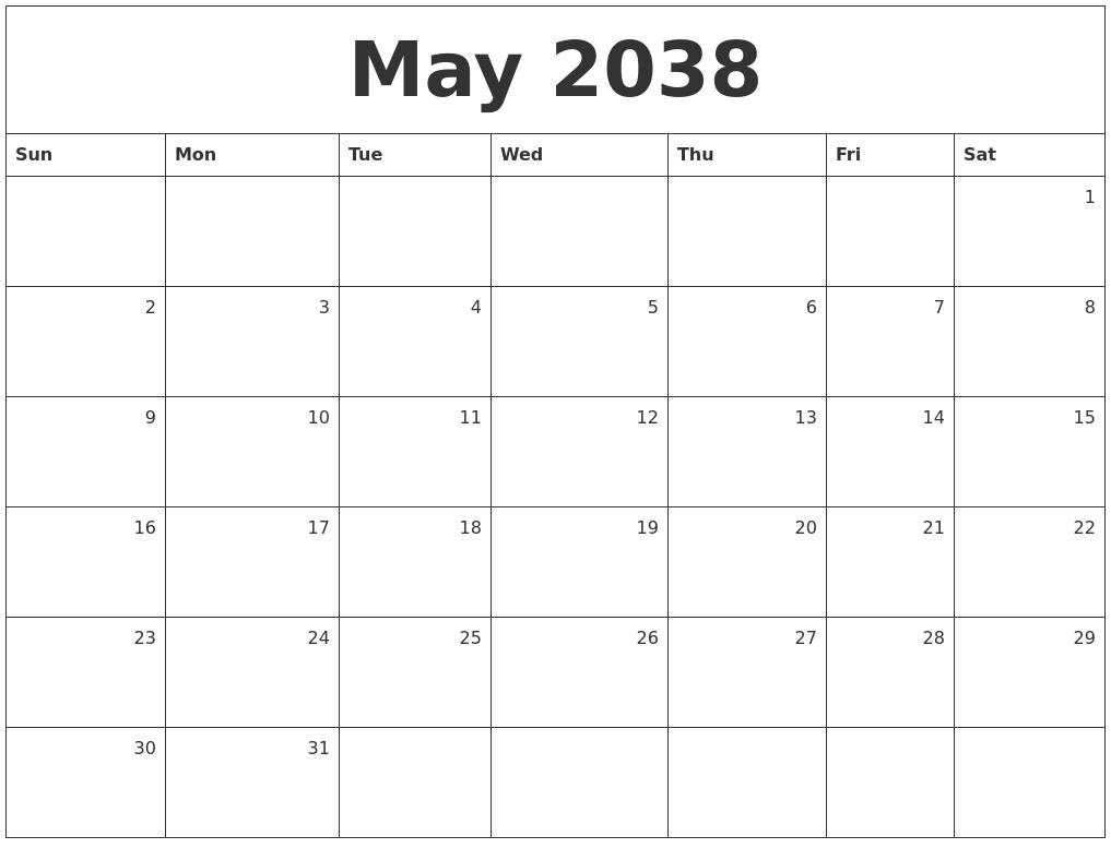 Calendar Monthly May : December calendar