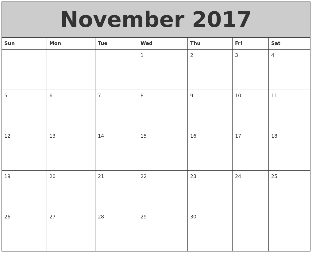 2015/2016/2017 calendar - 4 three-year printable PDF …