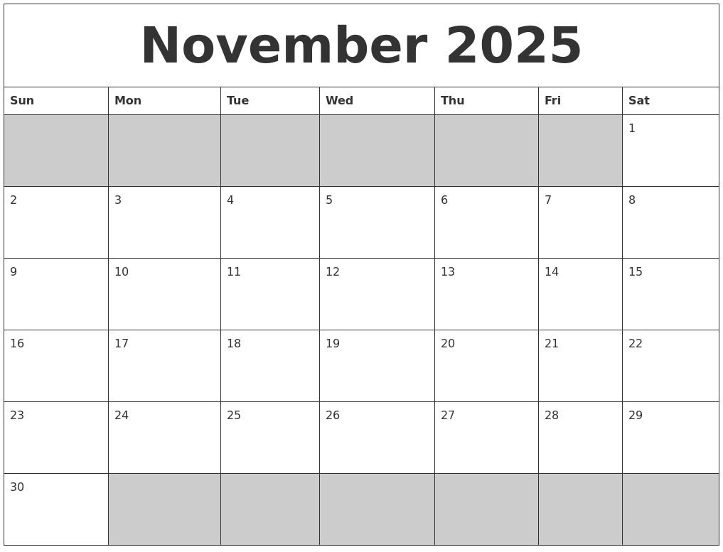 July 2025 Download Calendar