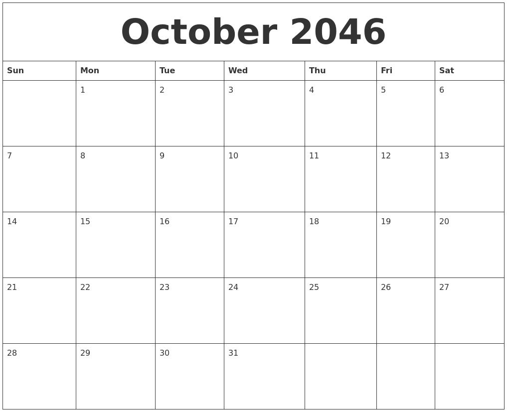 Calendar Pictures