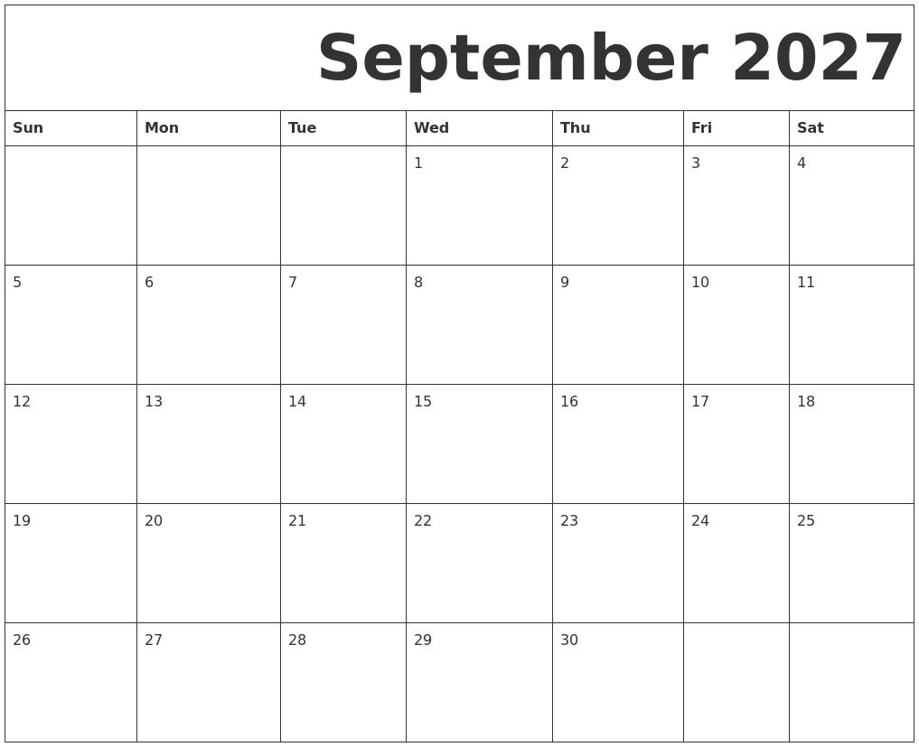 January 2028 Monthly Calendar